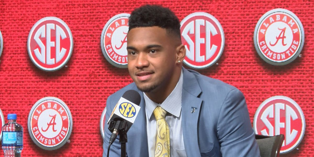 Tagovailoa eyes healthy junior season