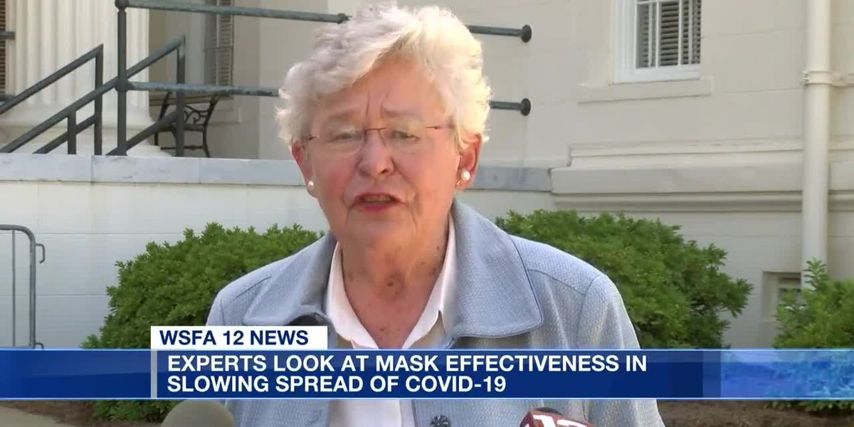 Experts look at mask effectiveness in slowing COVID-19 spread