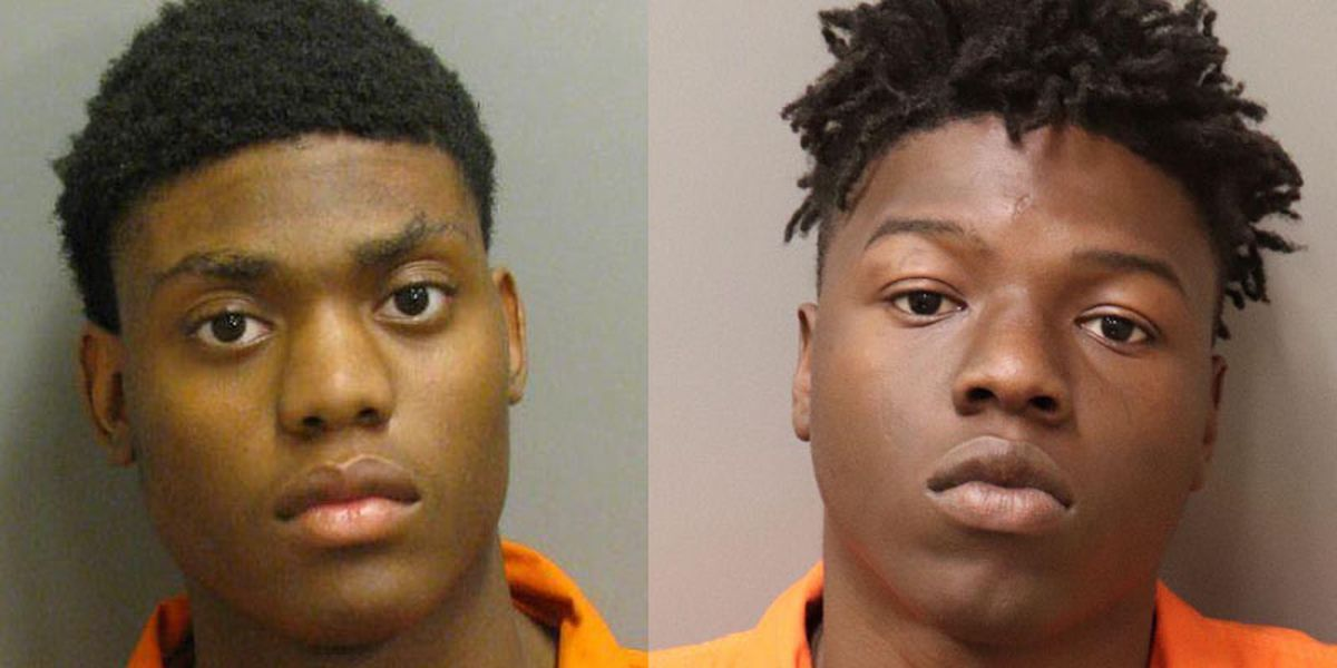 4 arrested, including 2 teens, in Montgomery armed robbery