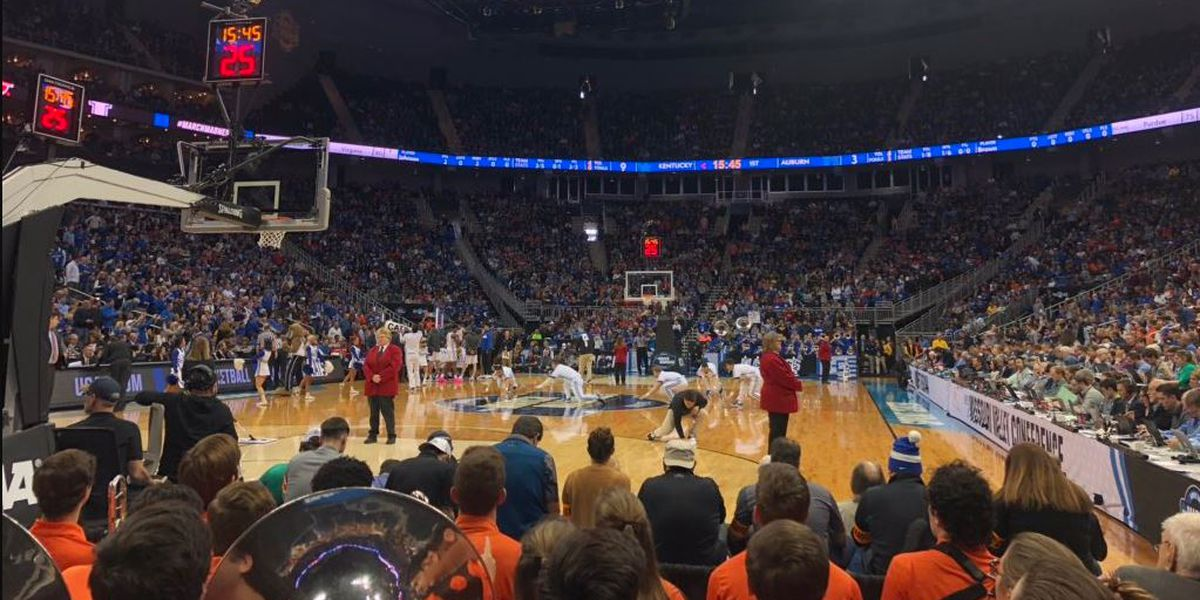 Auburn downs Kentucky, advances to first Final Four in school history