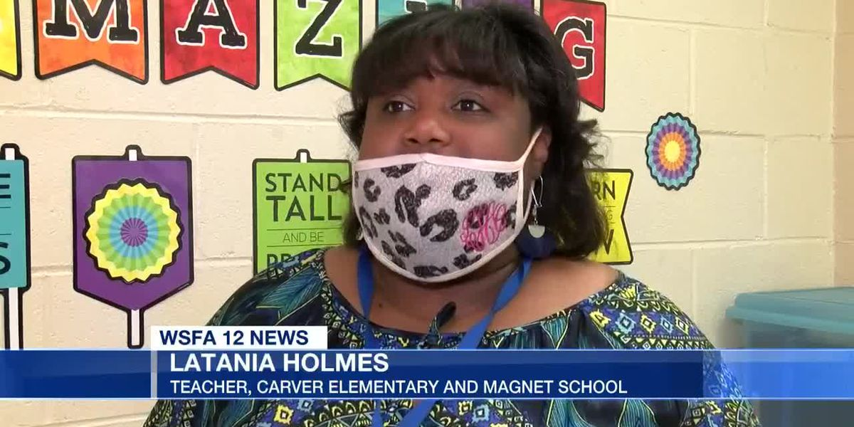 Class Act: LaTania Holmes of Carver Elementary and Magnet School