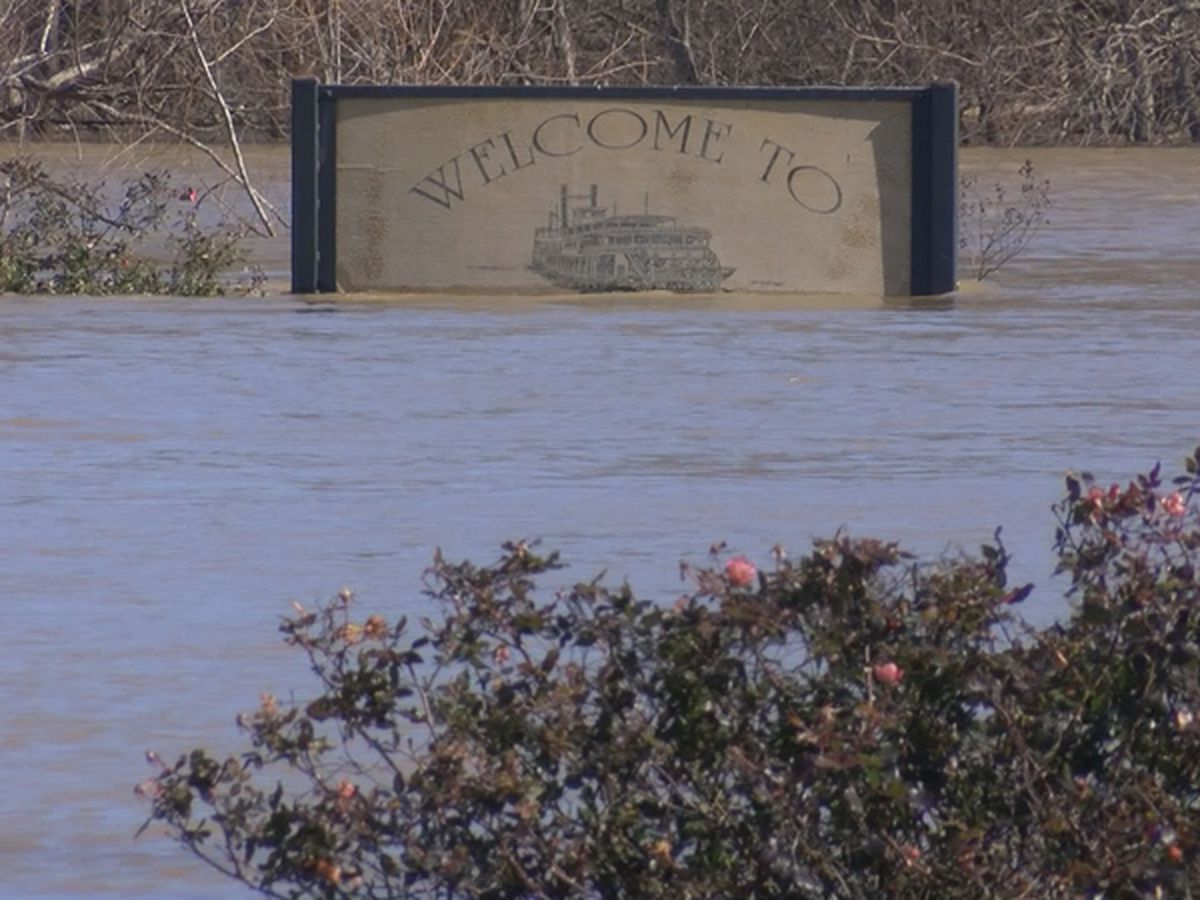 Concerns over local river flooding