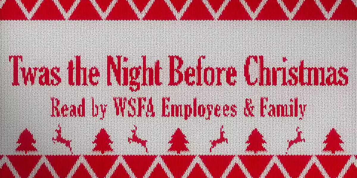 WSFA 12 News employees, families read 'Twas The Night Before Christmas'