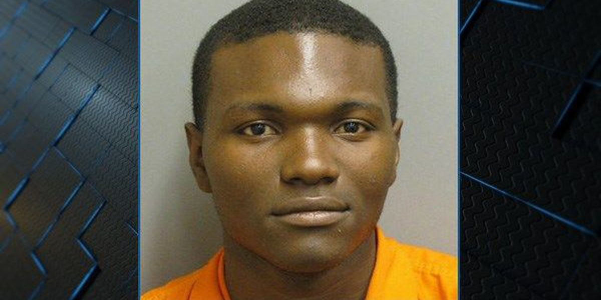 Man facing robbery charges in Montgomery