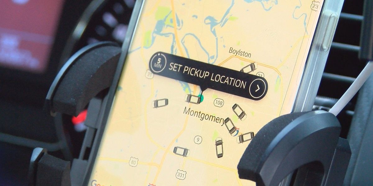 Uber expands across AL Sunday, announces partnership with MADD