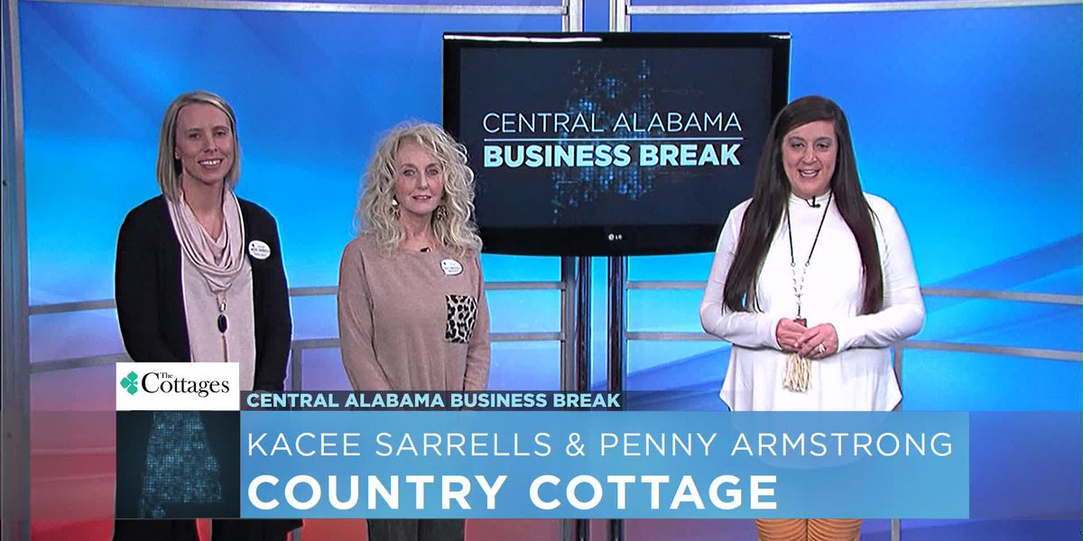 Central Alabama Business Break- Country Cottage