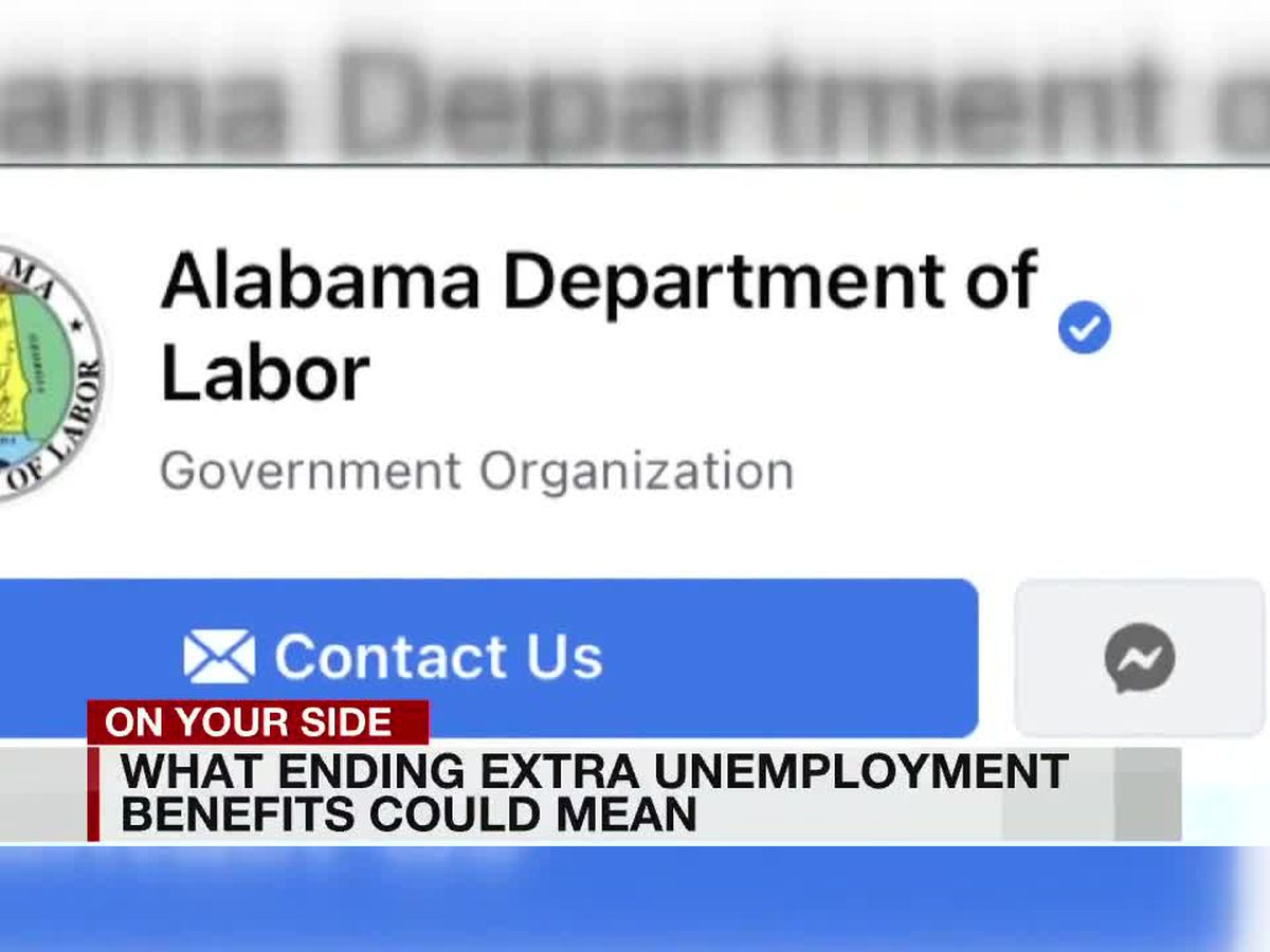 Secretary of Labor explains Alabama pandemic unemployment benefit cessation