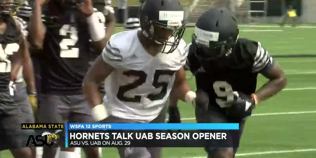 Alabama State talks UAB season opener
