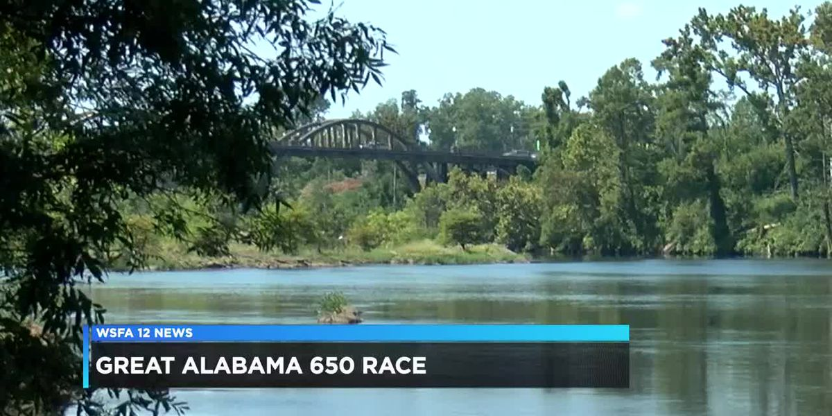 People across U.S. compete in Great Alabama 650 Race