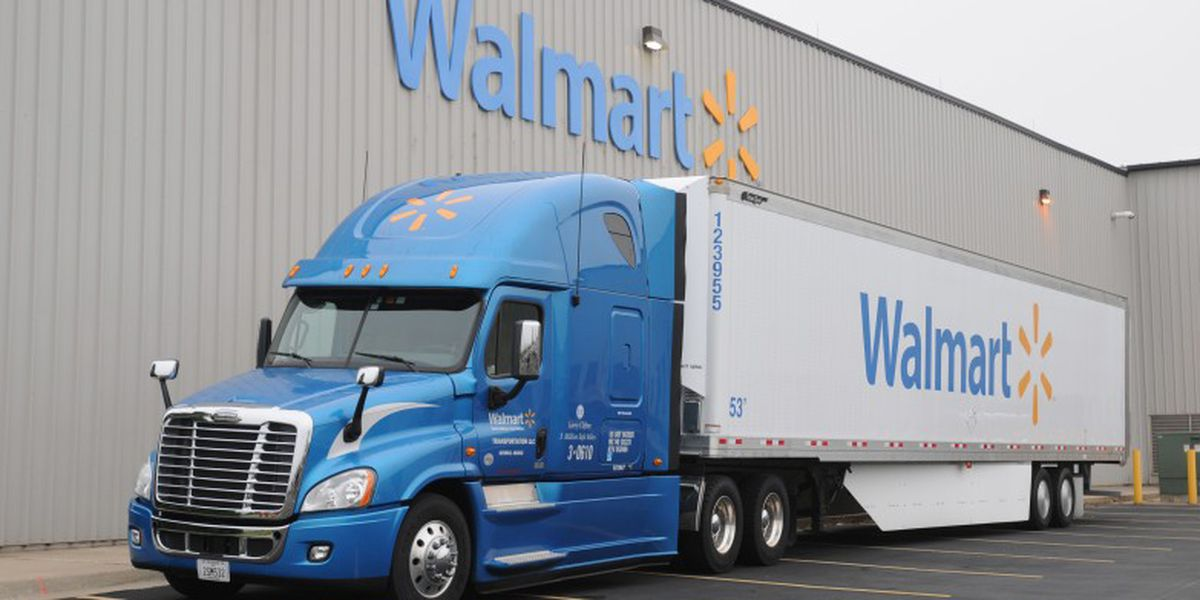 Walmart to hire hundreds of truck drivers, raise salary to nearly $90000