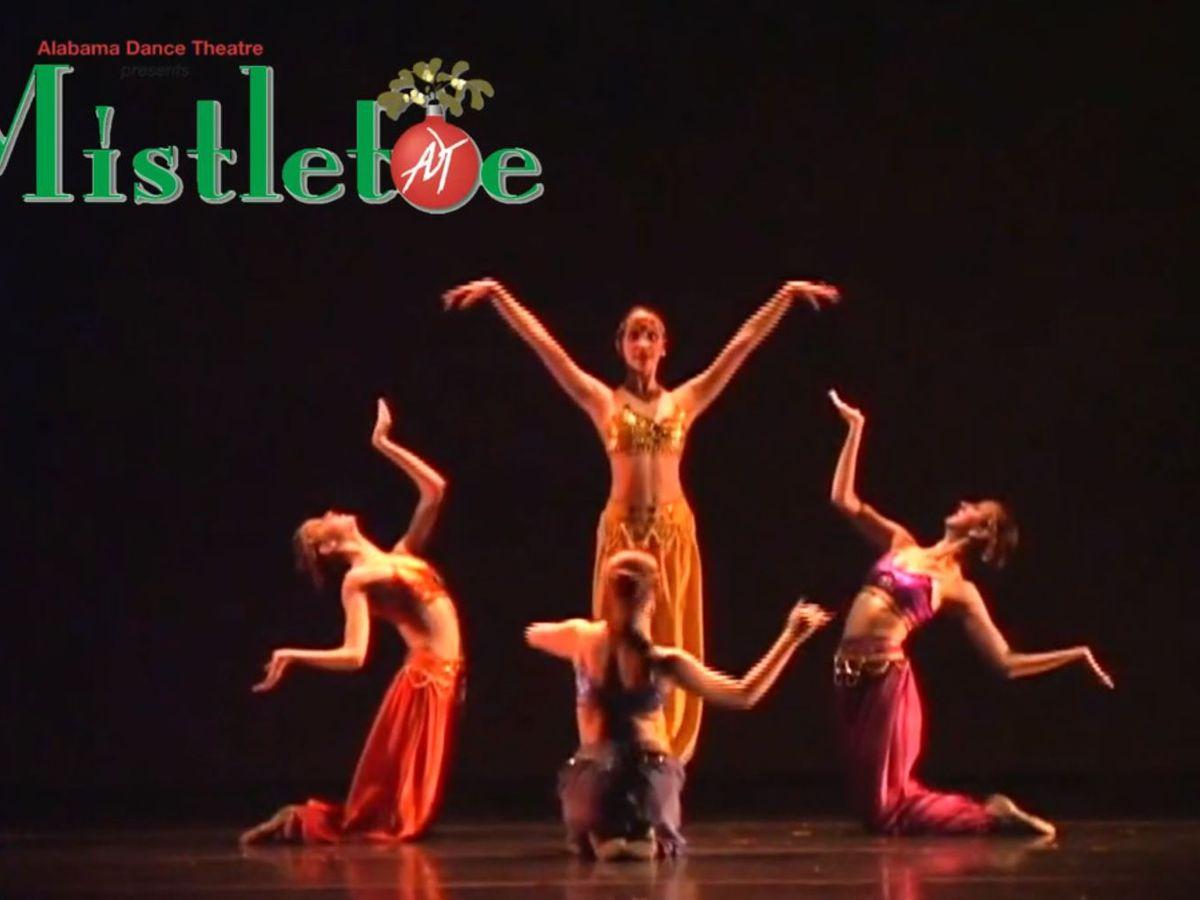 Alabama Dance Theatre to present 'Mistletoe at Home'