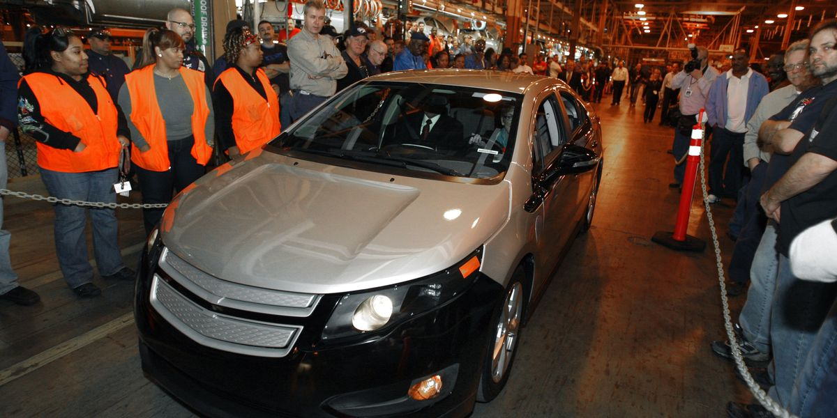 GM plant closing not expected to stall Detroit's rebound