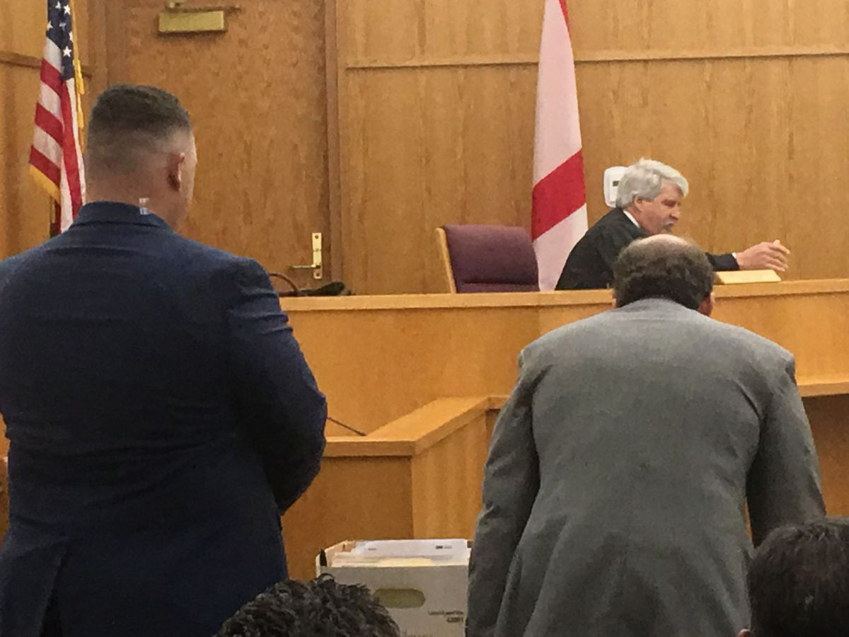 Manslaughter trial underway for former Wetumpka officer