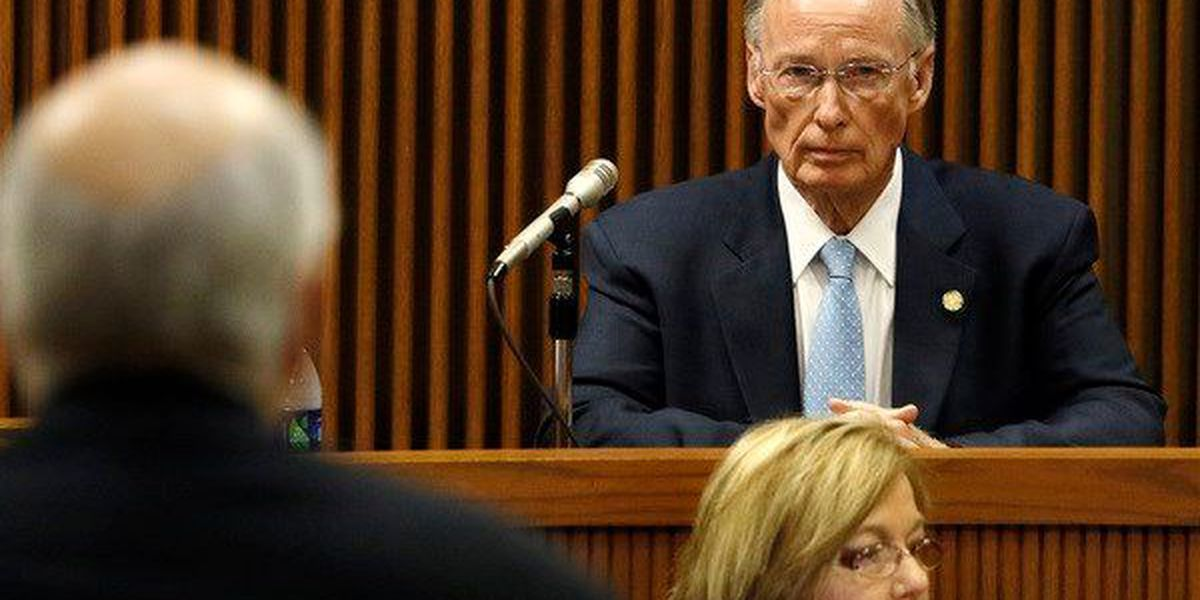 New rules due for Bentley articles of impeachment hearings