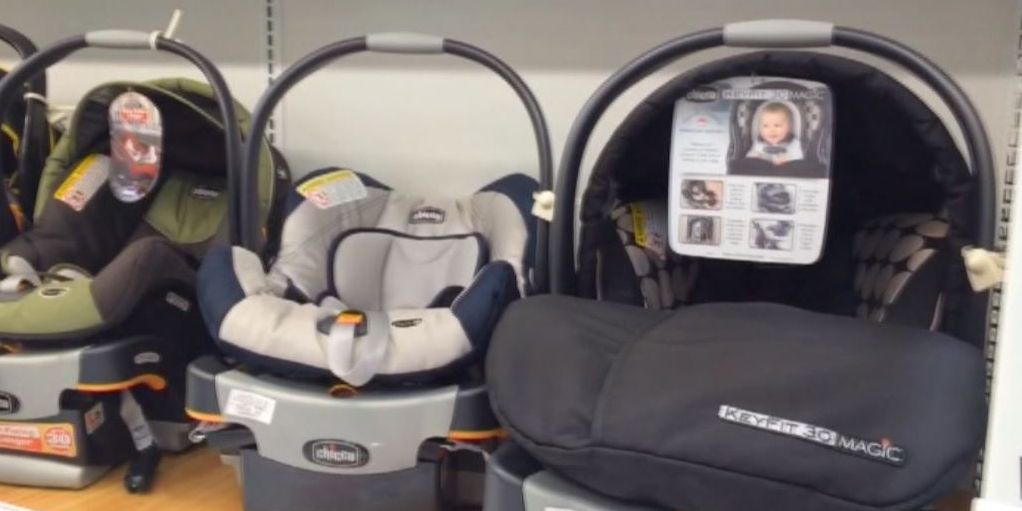 Walmart ends car seat recycling program after 1 million collected