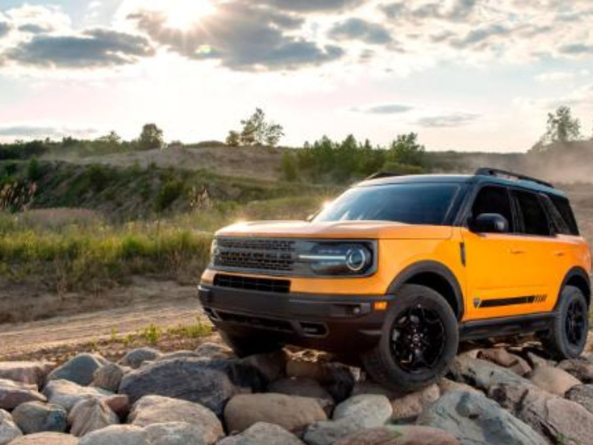 Ford unveils new line of Broncos