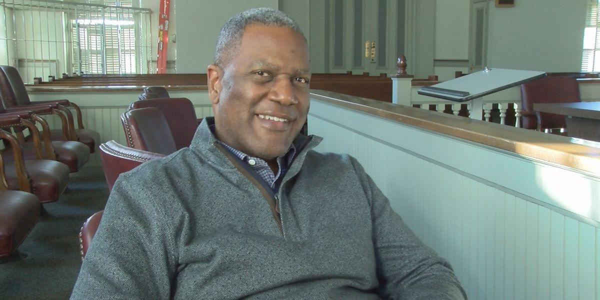 Meet Chris West, newly-appointed Lowndes County sheriff