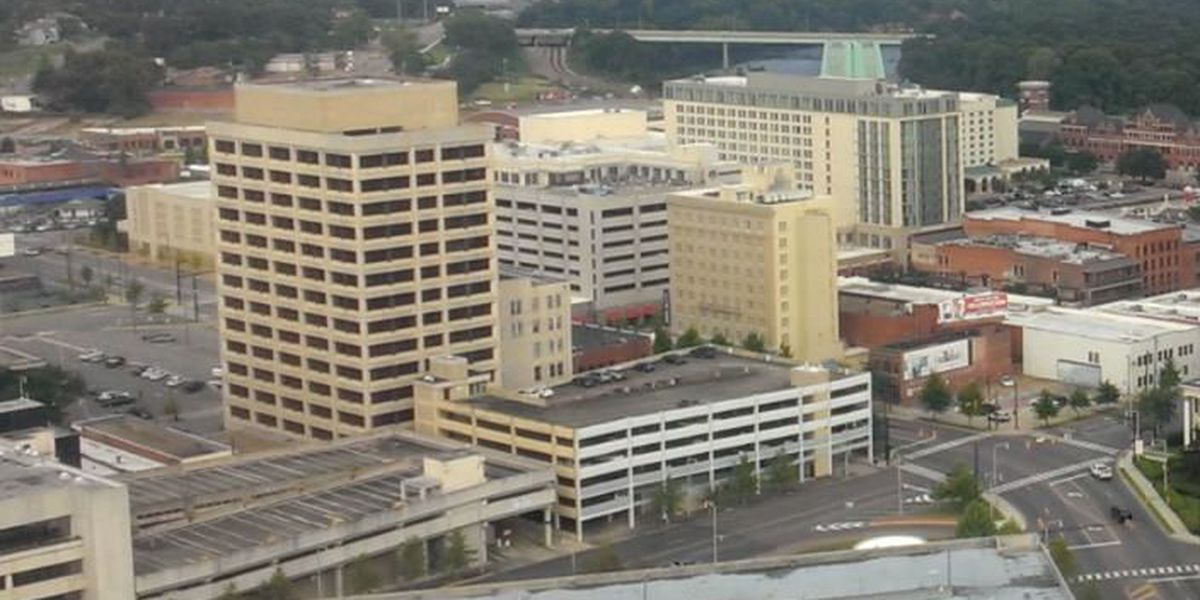 Police investigate shooting incident in downtown Montgomery