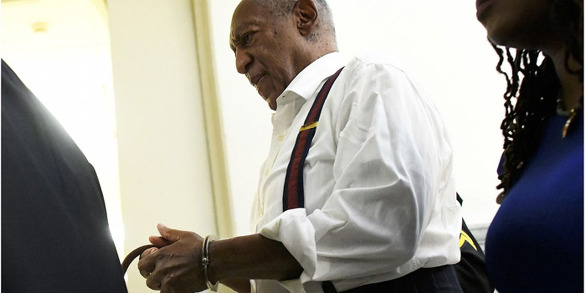 Bill Cosby gets 3-10 years, deemed 'sexually violent predator'