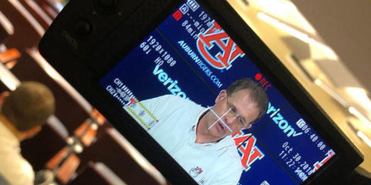 Auburn, fresh off bye-week, readies for TAMU