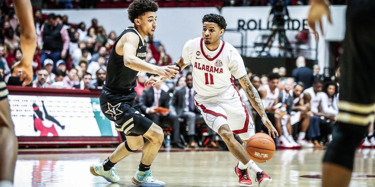 Alabama men's basketball program placed on 3-year probation