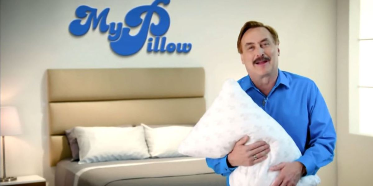Stores drop MyPillow after CEO pushes election conspiracies