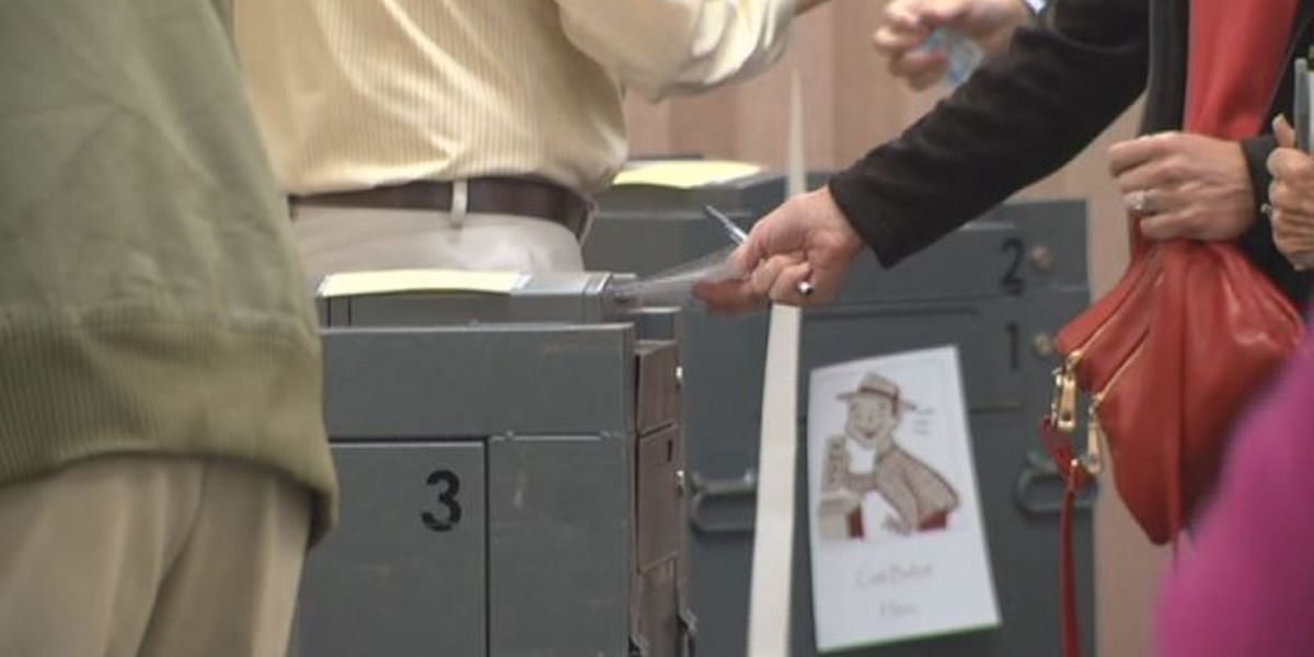 High turnout for Alabama's midterm elections