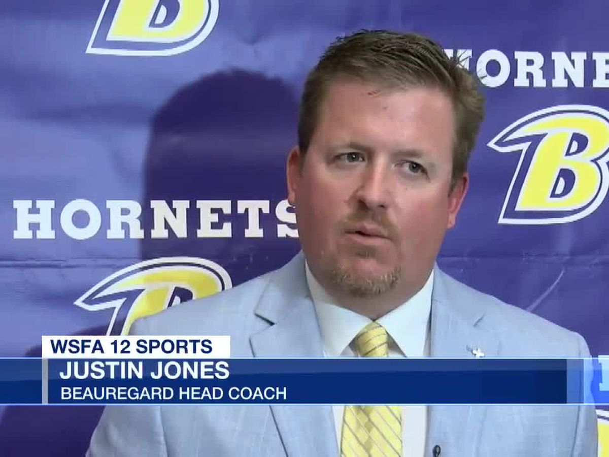 Beauregard hires Justin Jones as new head coach