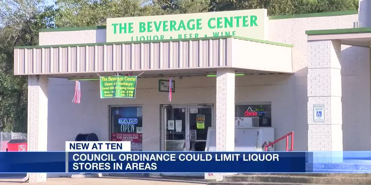 Montgomery City Council to consider liquor store limitations