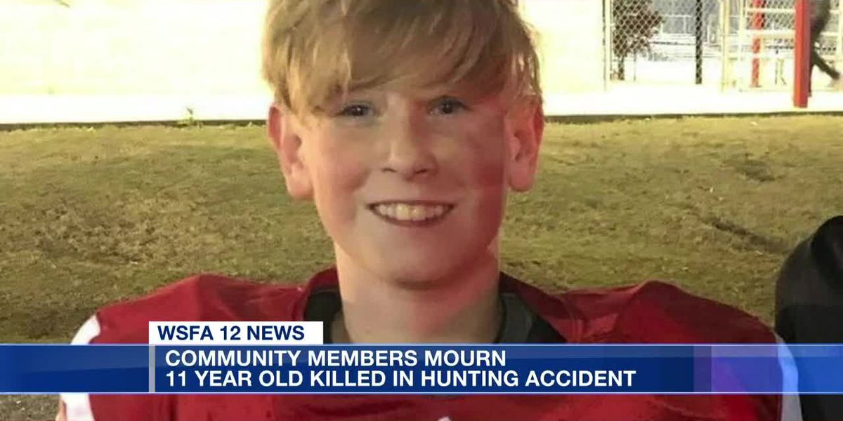 Community mourns 11-year-old killed in hunting accident