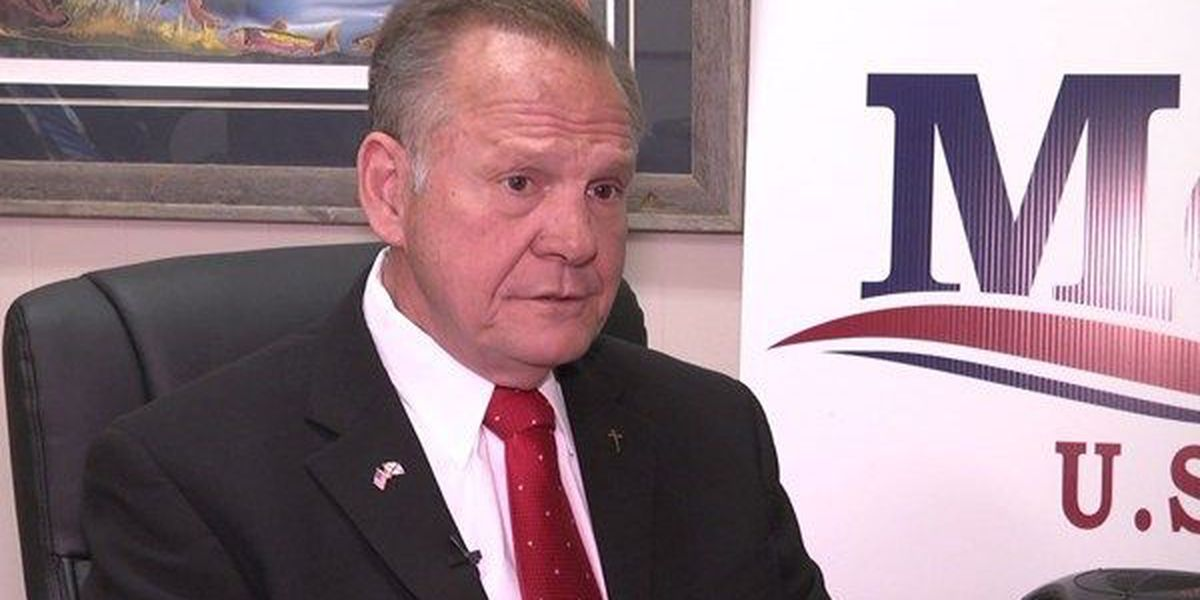 Moore denies ever engaging in sexual misconduct in new statement