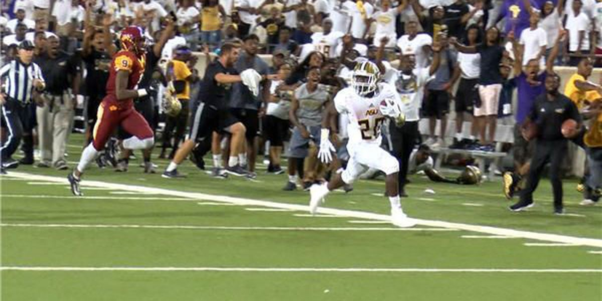 Alabama State pulls out overtime win in Labor Day Classic