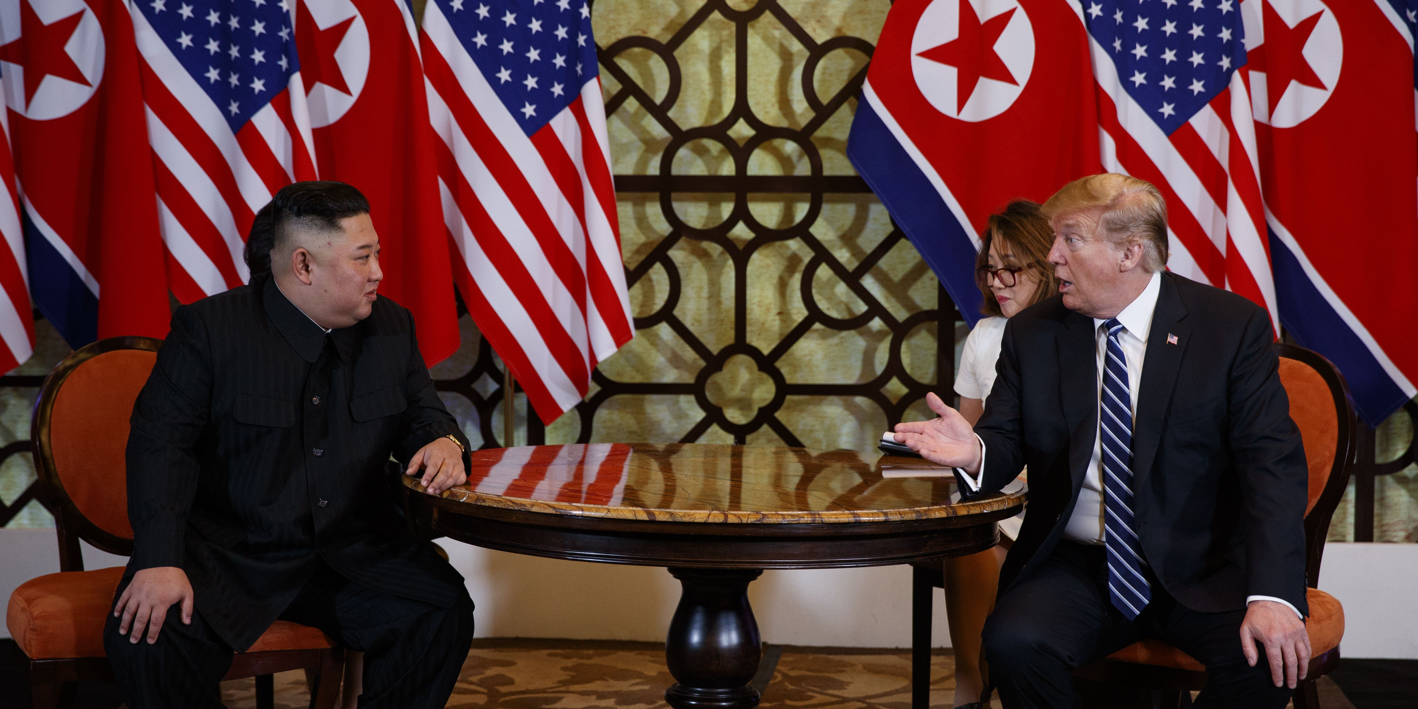 Trump claims Cohen hearing may have hurt North Korea results