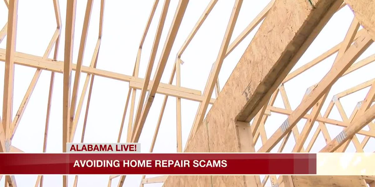 Be aware of home repair scammers, experts warn