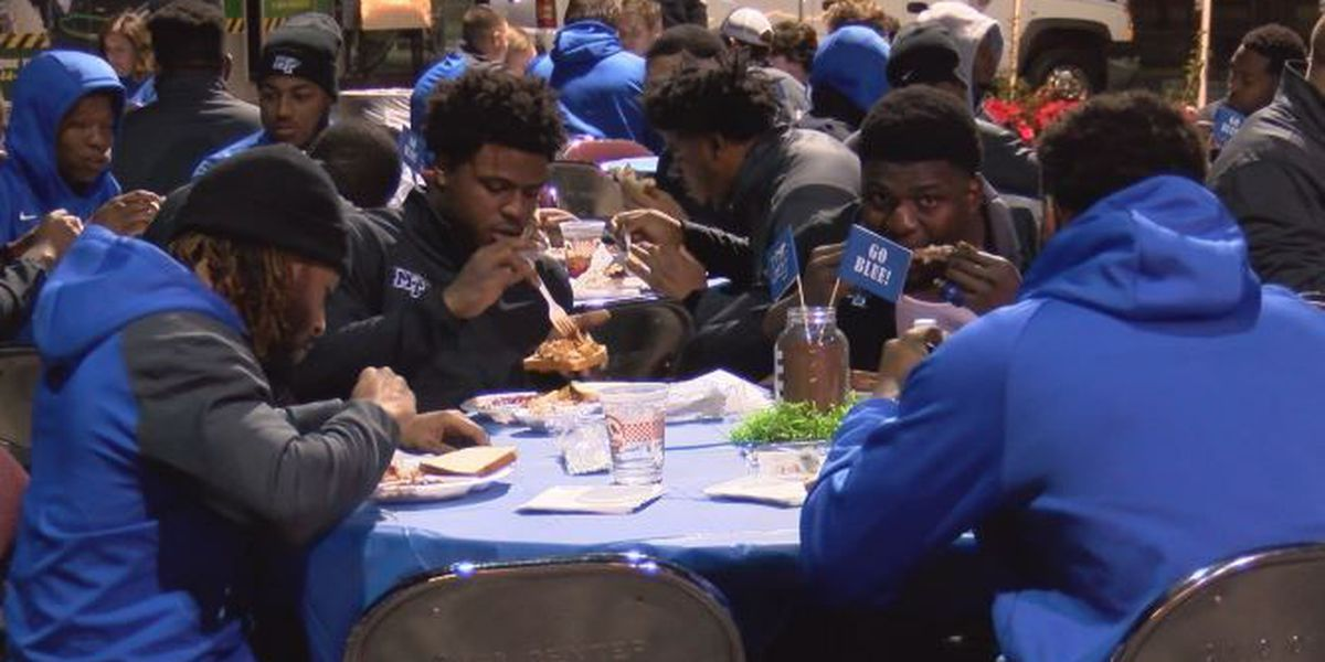 Raycom Media Camellia Bowl teams enjoy sights and sounds of Montgomery
