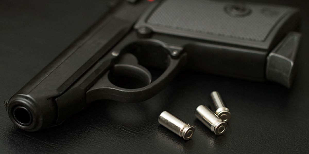 3 shot at Mosses Meat Market Monday afternoon