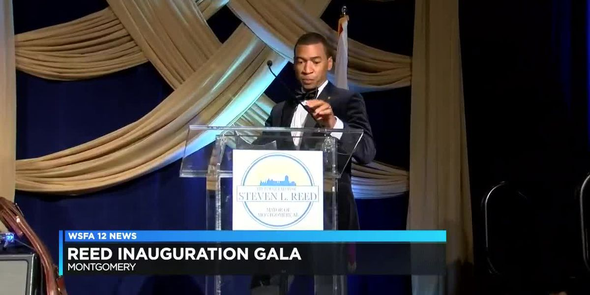 Reed inauguration gala continues day of celebration