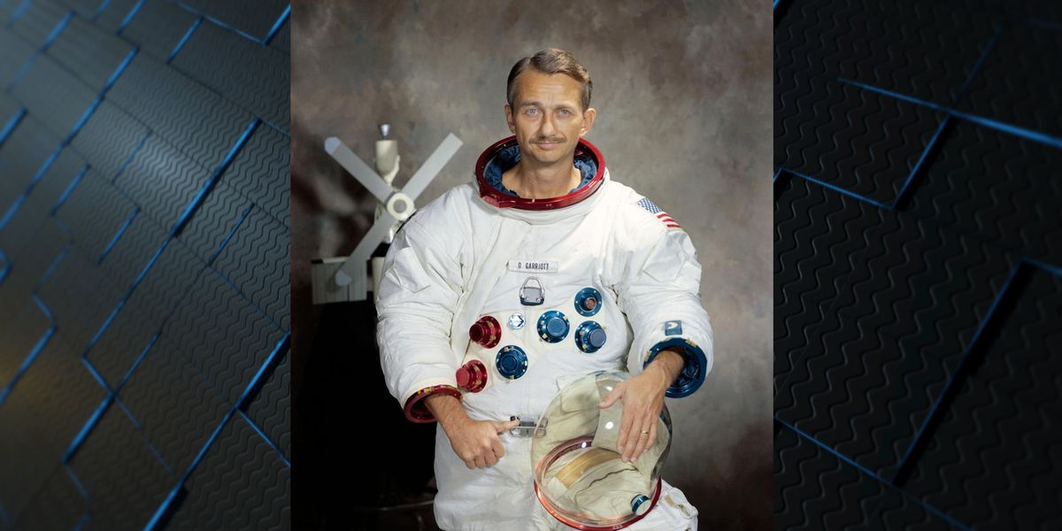 Former astronaut Owen Garriott dies at 88