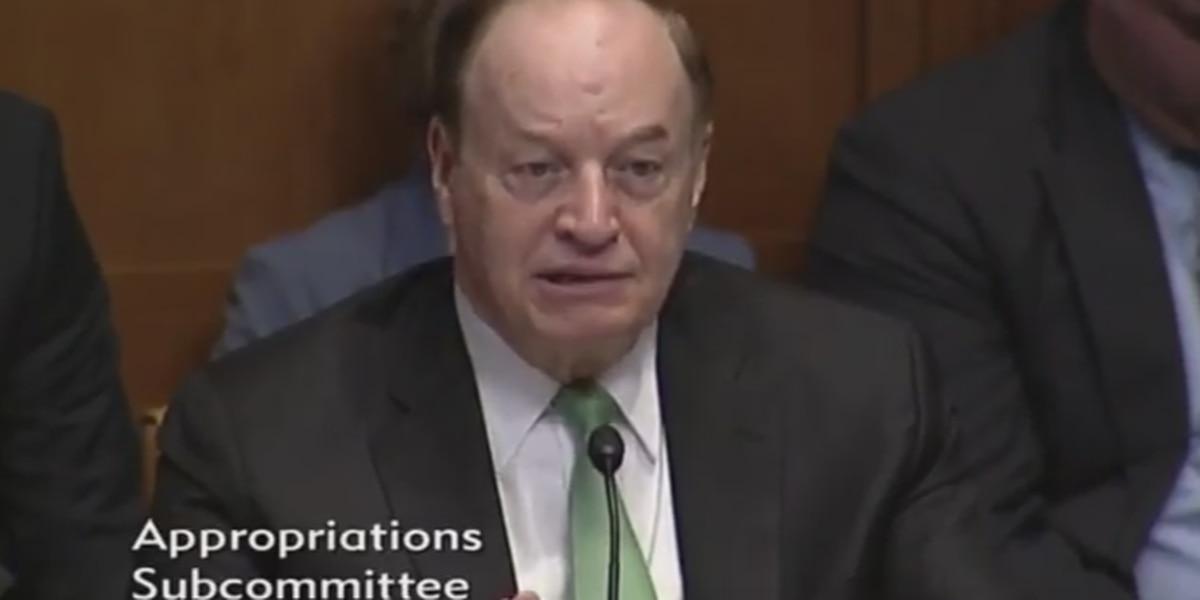 Sen. Shelby advocates for Alabama to land F-35 program