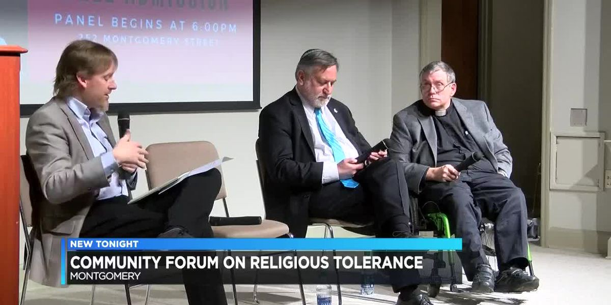 Real Talk Community Forum: Religious tolerance