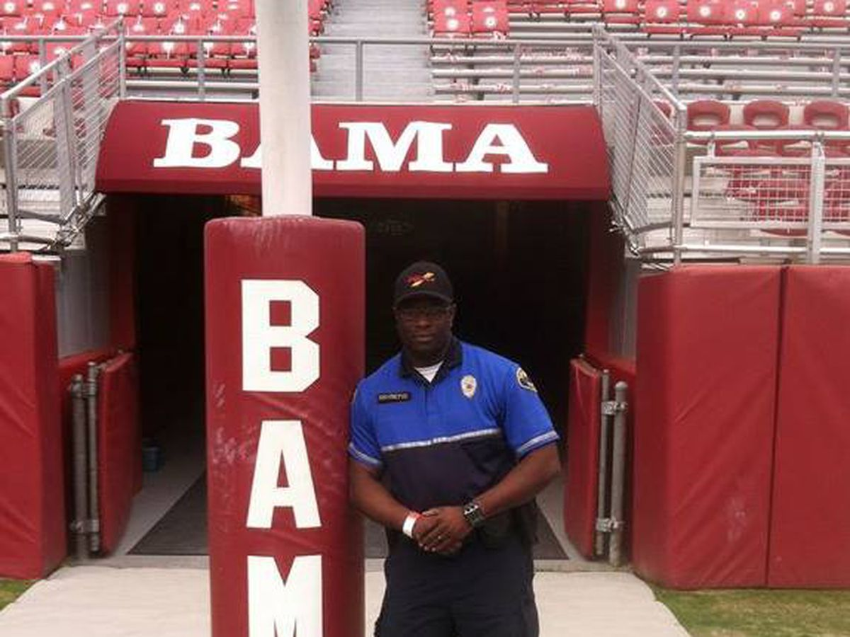 Police departments around Alabama respond to death of Tuscaloosa officer