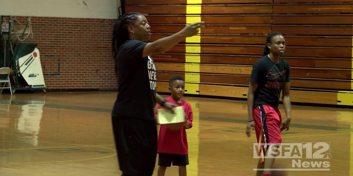LaKenya Knight makes historic move to Jeff Davis boys basketball head coach