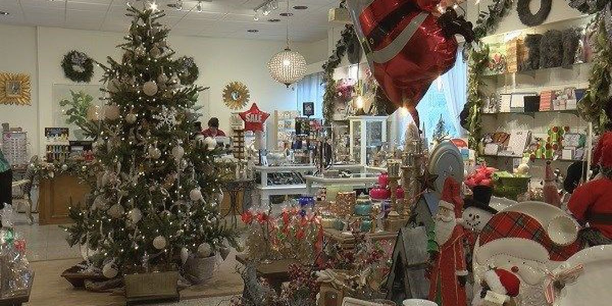 Local business trying to keep up with online shopping this holiday season