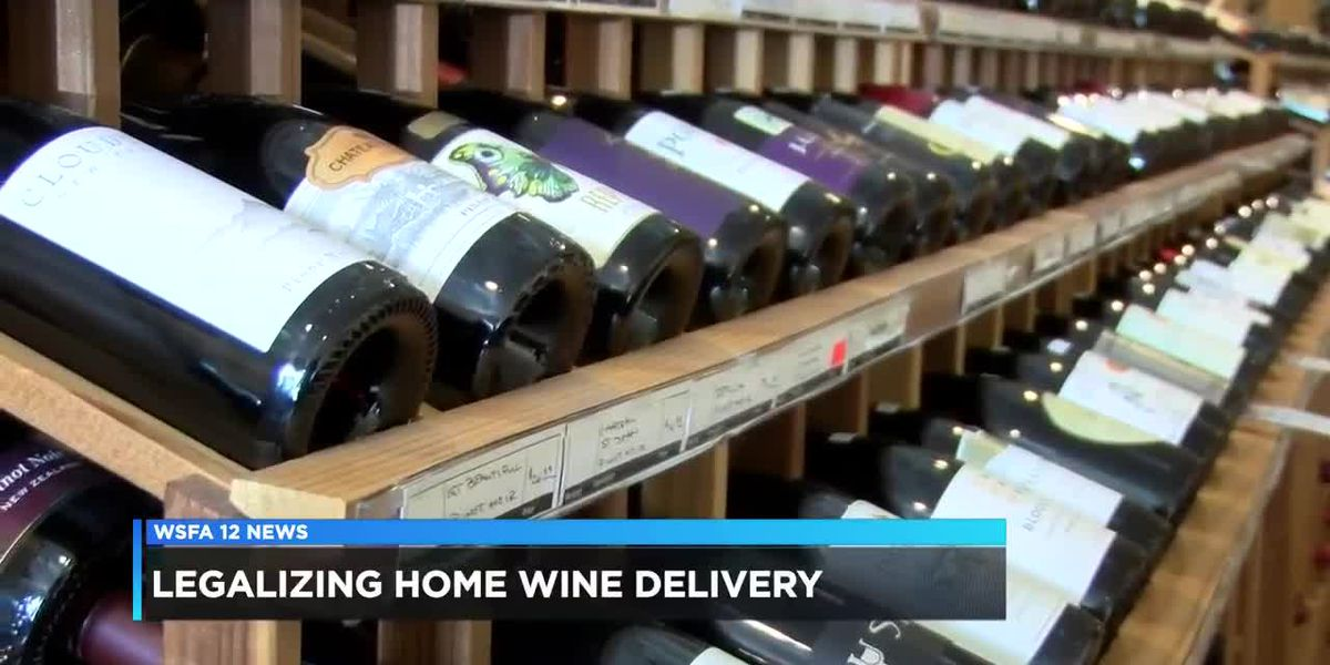 Lawmakers discuss shipping wine to Ala.