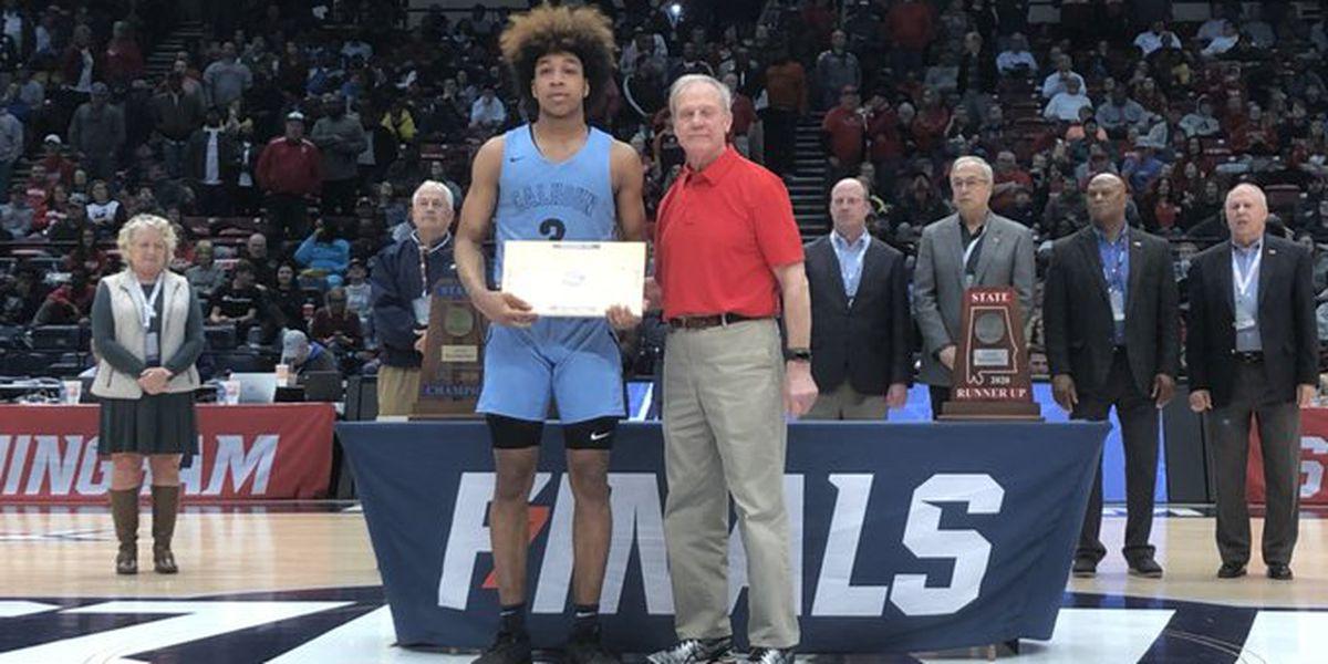 JD Davison named Mr. Basketball 2021