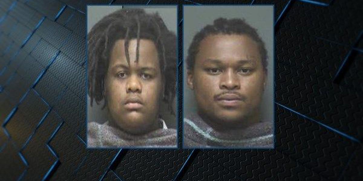 2 charged with burglary, sexual assault in Dothan