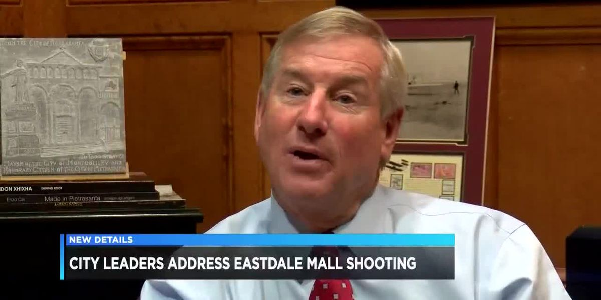 Mayor addresses Eastdale Mall shooting
