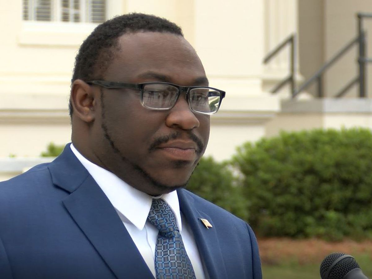 Marcus McNeal announces he will run for Montgomery mayor
