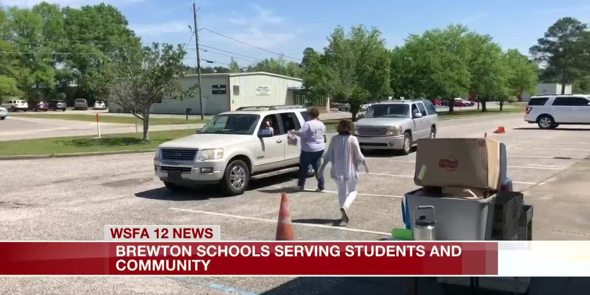 Brewton Schools serving students and community