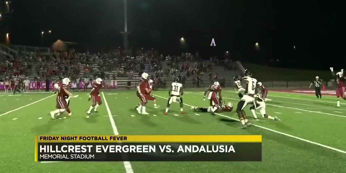 Fever Week 4: Hillcrest-Evergreen vs. Andalusia